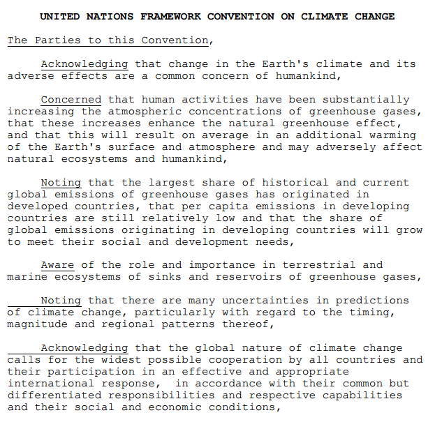 The Politicization of Climate Science Is NOT a Recent Phenomenon ...